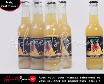 ABC PRODUITS Naifood Ananas