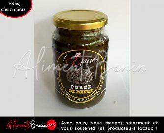 ABC PRODUITS Naifood Purée de Poivre