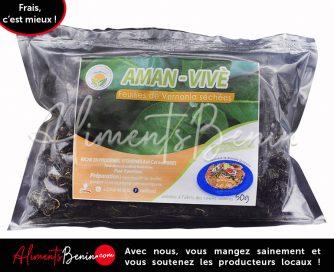 ABC PRODUITS Naifood AMAN VIVÈ (Vernonia)