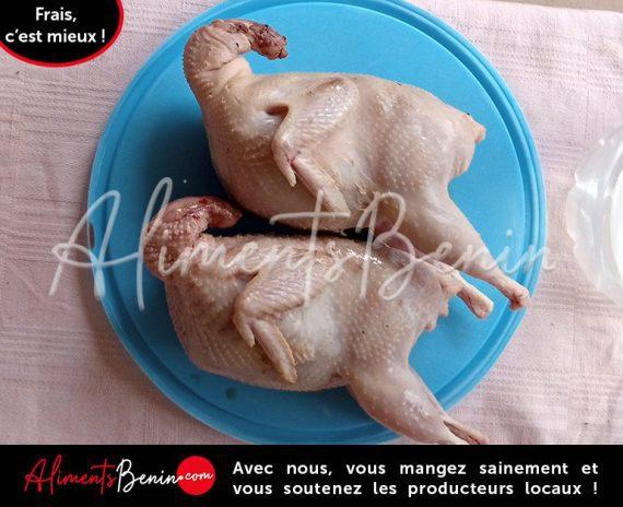 ABC PRODUITS viande caille