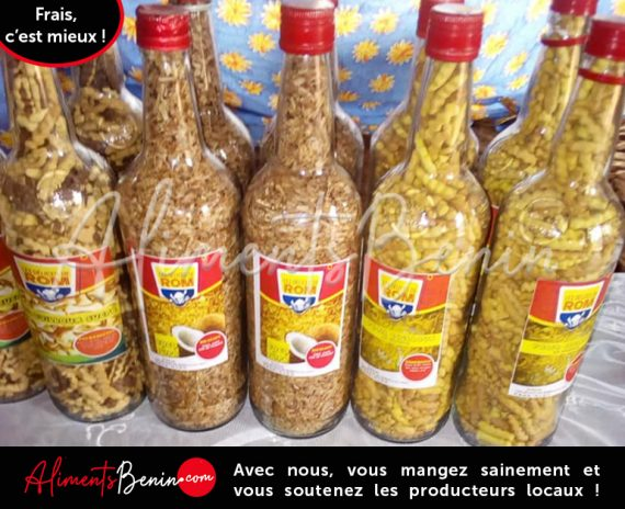 Aliments Benin_PRODUITS_ROM Amuse Bouche