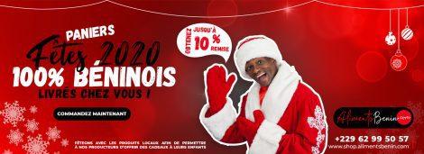 Aliments Benin Christmass Slide 2