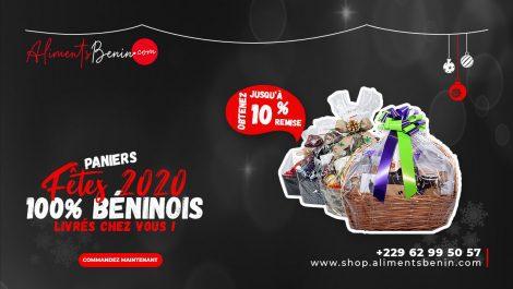 Aliments Benin Christmass Slide 1