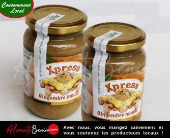 Aliments Bénin PRODUITS_Express_Gingembre