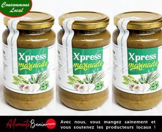 Aliments Bénin PRODUITS_Express_Marinade