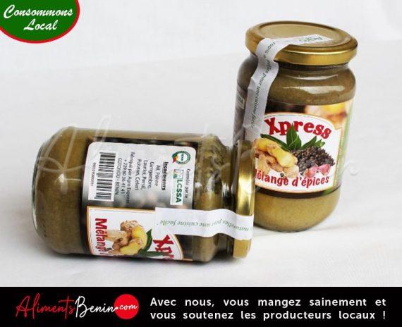 Aliments Bénin PRODUITS_Express_Melange_epices