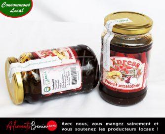 Aliments Bénin PRODUITS_Express_Piments_Shtiô
