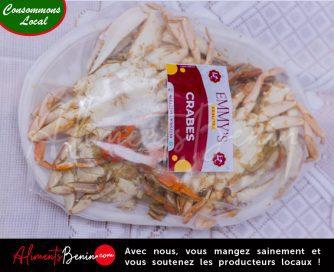 Aliments Bénin TEMPLATE PRODUITS_EC_Crabes