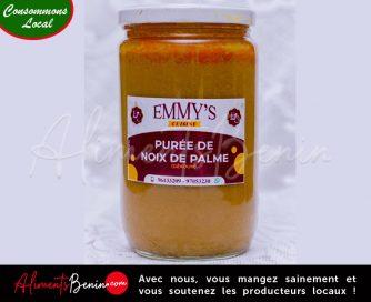 Aliments Bénin TEMPLATE PRODUITS_EC_Purée de palme