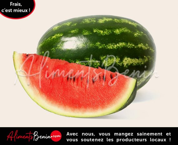 Aliments Benin_PRODUITS_Pastèque