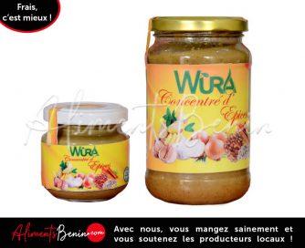 Aliments Benin_PRODUITS_WURA_Purée