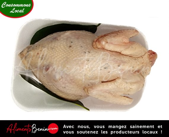 _Aliments Benin PRODUITS_Délice Poulet
