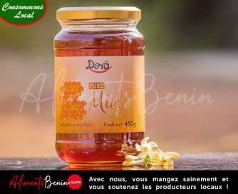 Aliments Bénin PRODUITS_Miel Dora 1
