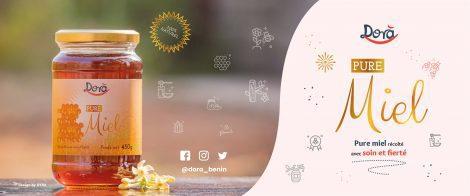Slide Aliments Benin Affiche Miel