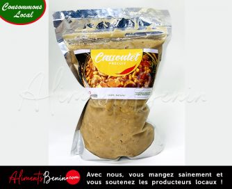 Cassoulet précuit. Disponible sur Aliments Bénin