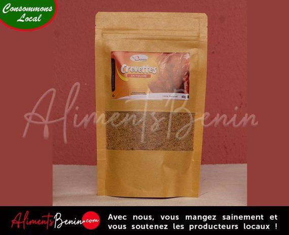 Aliments Bénin PRODUITS_Express_Services_Crevette
