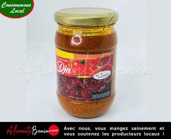 Aliments Bénin PRODUITS_Express_Services_Friture de tomate