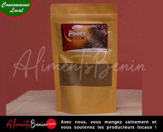 Aliments Bénin PRODUITS_Express_Services_Poivre