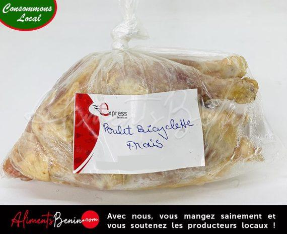 Aliments Bénin PRODUITS_Express_Services_Poulet bicyclelle frais