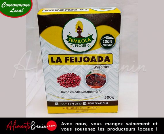 Aliments Bénin PRODUITS_Temiola Fllor_Feijoada