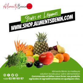 Fruits et Légumes Aliments Benin