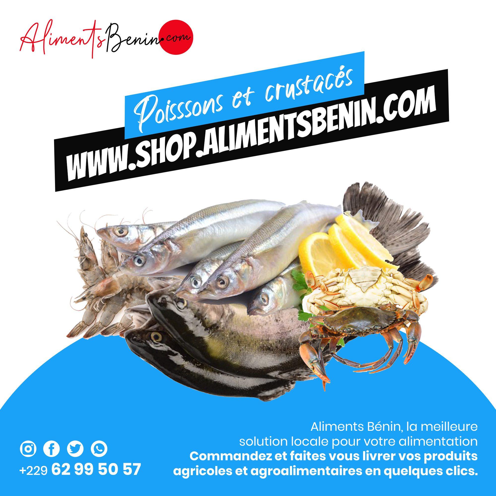Poissons & Crustacés