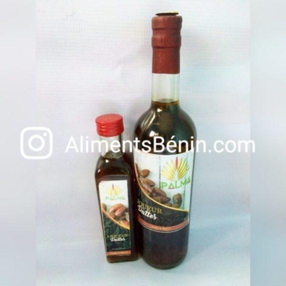 Aliments Benin Produits Liqueur Palma dattes